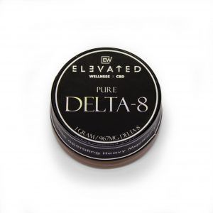 Delta-8 Pure Extract
